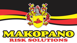 Makopano Security Logo